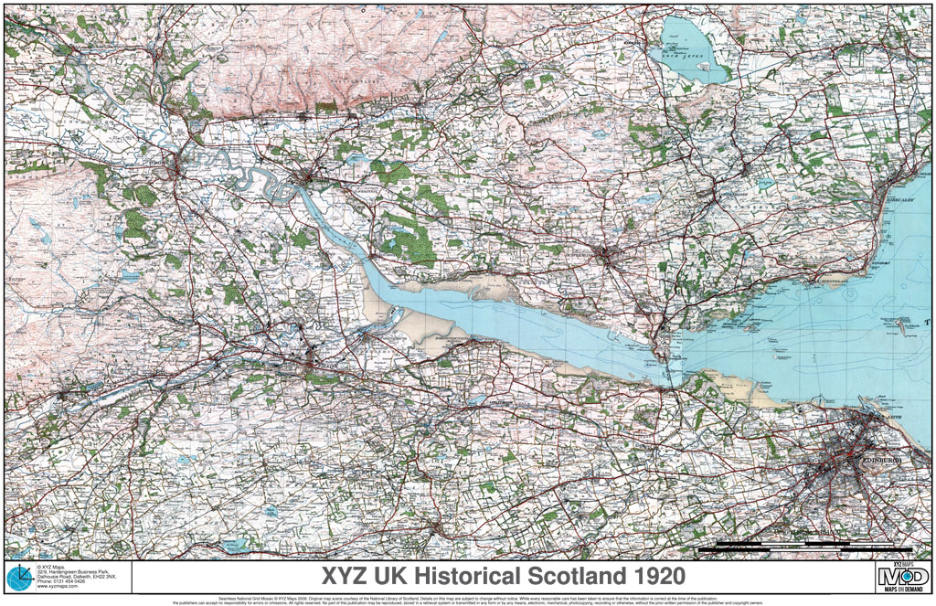 UK Historical Scotland 1920s